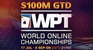 WPT World Online Championships nyhet