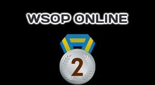 Svensk andraplats i WSOP online