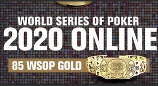 Nyhet WSOP Online Series 2020